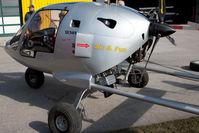 OK-NWA02 @ LOAU - Gyrocopter Celier Aviation XENON