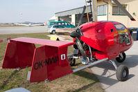 OK-NWA06 @ LOAU - Gyrocopter Celier Aviation XENON - by Juergen Postl