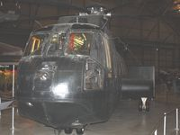 63-9676 @ FFO - Sikorsky CH-3E Black Mariah used in SE Asia for specially classified missions, now at the USAF Museun in Dayton, Ohio. - by Bob Simmermon