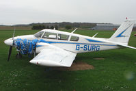 G-SURG @ EGNF - Piper PA-30 at Netherthorpe