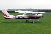 G-AVUG @ EGNF - Cessna 150 at Netherthorpe