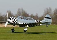 LY-YSS @ EDLF - Nice Yak 52 at Grefrath Niershorst - by Martin Kramer