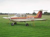 G-GTHM @ EGSM - Based aircraft - by keith sowter