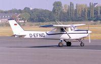 D-EFND @ EDKB - Cessna F.152 at Bonn-Hangelar airfield - by Ingo Warnecke