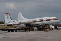 N587LM @ KOPF - Gateway Airlines Douglas C117
