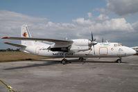 UR-46838 @ KOPF - Med Air Antonov 24