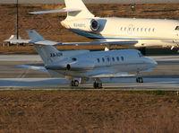XA-SON @ TPA - Hawker 800 from Mexico