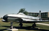 44-85123 @ SKF - Another view of the EF-80A in the USAF History & Traditions Museum in 1978. - by Peter Nicholson