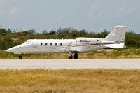 N114LJ - Learjet on Bonaire (NA) - by Han de Bruijne