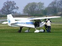G-CFCK @ EGBO - Skyranger Swift 912S - by Chris Hall