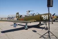 N595JF @ KRAL - Riverside Airshow 2009