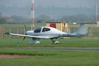 G-OCCN @ EGBO - at Wolverhampton 2009 Easter Fly-In day