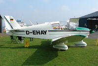 D-EHAY @ EGBO - Robin Regent (c/n 190) at Wolverhampton 2009 Easter Fly-In day