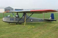 BGA1346 @ EGBO - Slingsby T-31B at Wolverhampton