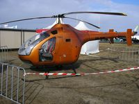 VH-DHD @ YMAV - VH-DHD Worlds First Diesel Helicopter