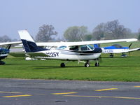 N8225Y @ EGBO - privately owned - by Chris Hall