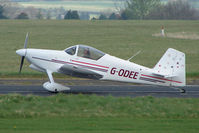 G-ODEE @ EGBO - Vans RV-6 at Wolverhampton 2009 Easter Fly-In day