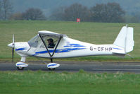 G-CFHP @ EGBO - Ikarus at Wolverhampton 2009 Easter Fly-In day