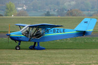 G-BZLE @ EGBO - Rans S-6ES at Wolverhampton 2009 Easter Fly-In day