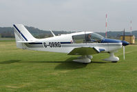 G-ORRG @ EGBO - at Wolverhampton 2009 Easter Fly-In day