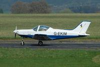 G-EKIM @ EGBO - Pioneer 300 at Wolverhampton 2009 Easter Fly-In day