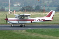 G-PARI @ EGBO - Cessna 172RG at Wolverhampton 2009 Easter Fly-In day