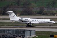 N128AB @ ZRH - Gulfstream Aerospace G-IV (G400)
