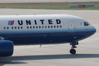 N655UA @ ZRH - Boeing 767-322