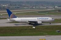 N67157 @ ZRH - Boeing 767-224