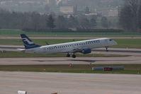 OH-LKL @ ZRH - Embraer ERJ-190-100LR