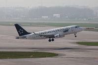 SP-LDK @ ZRH - Embraer ERJ-170