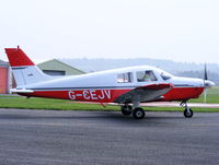 G-CEJV @ EGBO - AVIATION RENTALS - by Chris Hall
