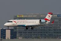 OE-LCP @ VIE - Bombardier Inc. Canadair CL 600-2B19