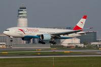 OE-LPA @ VIE - Boeing 777-2Z9