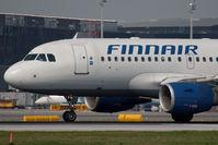 OH-LVL @ VIE - Airbus A319-112