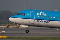 PH-OFJ @ VIE - Fokker 100
