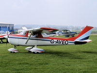 G-AVEO @ EGBO - privately owned - by Chris Hall