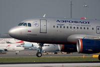 VP-BWL @ VIE - Airbus A319-111