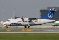 YR-ATF @ VIE - ATR 42-500