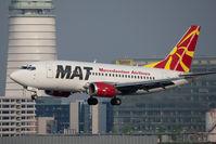 Z3-AAH @ VIE - Boeing 737-529
