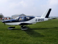 G-BHDE photo, click to enlarge