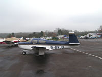 G-BWJG @ EGTR - At Elstree - by Andy Parsons