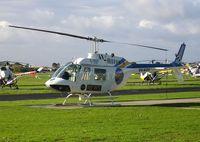 VH-NDV @ YMMB - Bell 206B VH-NDV Melbourne's TEN News Helicopter