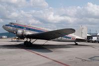 N15MA @ KOPF - Atlantic Air Cargo Douglas DC3