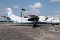 UR-GLS @ KOPF - Avialeasing Antonov 26
