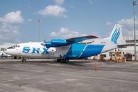 UK-11418 @ KOPF - SRX Antonov 12