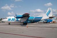 UK-12002 @ KOPF - SRX Antonov 12