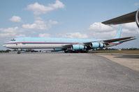S2-AEK @ KOPF - Douglas DC8-61
