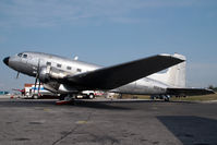 N587MB @ KOPF - Douglas DC3 (C117)