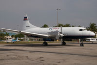 N141FL @ KOPF - IFL Group Convair 580